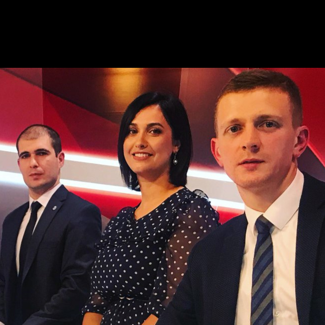 Emisiunea Video Obiectiv Comun la TVR Moldova
