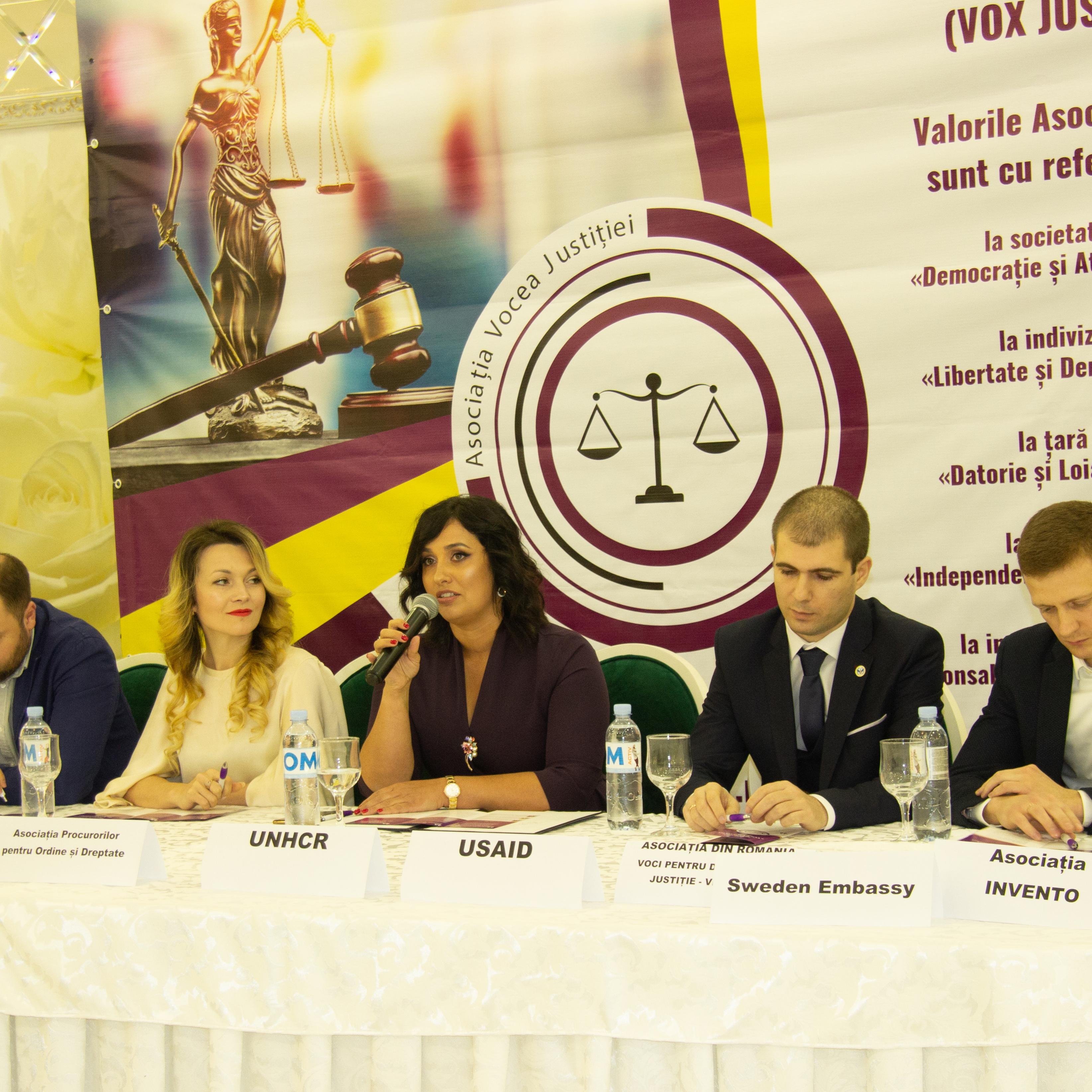 Evenimentul de Lansare a Asociației și consolidarea Relațiilor de Parteneriat